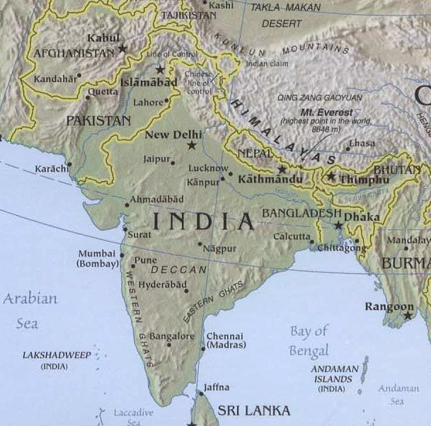 The Conflict In Jammu Kashmir Between Its Hindu And Muslim